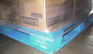 securing pallet loads