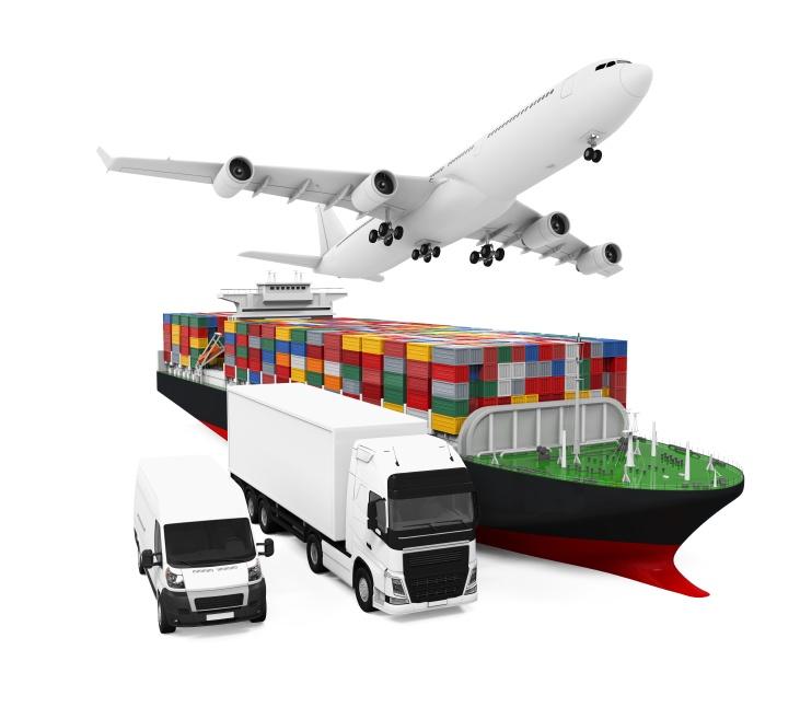 Preparing a Pallet for Shipping Internationally